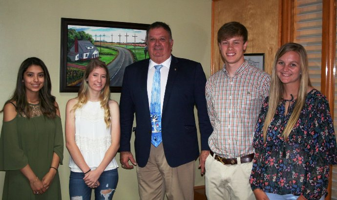Altamaha EMC Foundation - Scholarships Winners